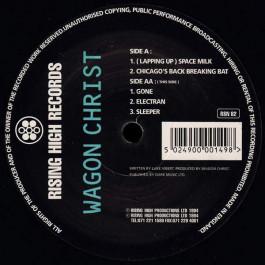 Wagon Christ - Sunset Boulevard EP - Rising High Records - RSN 82