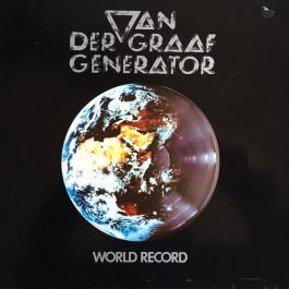 Van Der Graaf Generator - World Record - Charisma - 9124 001