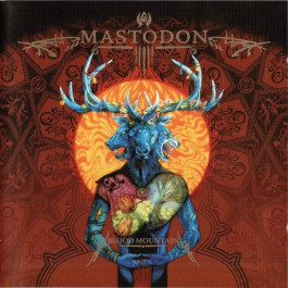 Mastodon - Blood Mountain - Reprise Records - 9362-44364-2, Relapse Records - 9362-44364-2, Reprise Records - 936244364-2, Relapse Records - 936244364-2
