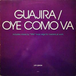 Julio Iglesias - Guajira / Oye Como Va - Columbia - 661019 6