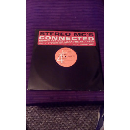 Stereo MC's - Connected - Gee Street - 864 393-1
