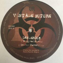 Vintage Future - Dookie Machine - Underground Resistance - UR-088