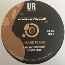 Mark Flash - The Audiofluid EP - Underground Resistance - UR-093