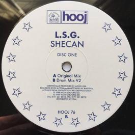 L.S.G. - Shecan (Disc One) - Hooj Choons - HOOJ 76