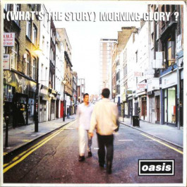 Oasis - (What's The Story) Morning Glory? - Creation Records - CRE LP 189