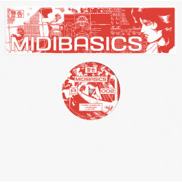 Midibasics - Cyber Queen - Midibasics - MIDIBASICS002