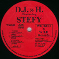 DJ H. Feat. Stefy - Think About... - Wicked & Wild Records - WW001