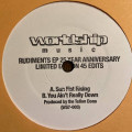 Teflon Dons - Rudiments EP 25 Year Anniversary - Worldship - WS7-003