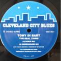 Tony Di Bart - The Real Thing - Cleveland City Blues - CCB 15001