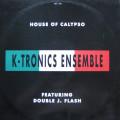 Key Tronics Ensemble Featuring Double J. Flash - House Of Calypso - City Beat - CBE 1246