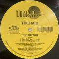 The Raid - The Rhythm / Right On Time - Lumar Music - LM-405