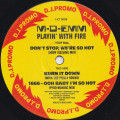 M-D-Emm - Playin' With Fire - Republic Records - LICT 003