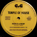 Temple Of House - House Is A Feelin' - GiG Records - GIG 666 251, GiG Records - GIG PRO 030