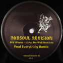 Phil Weeks - It Put Me Well (Remixes) - Robsoul Revisions - Robsoul Revision 02