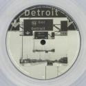 Robert Hood - Nothing Stops Detroit - REKIDS - REKIDS 165