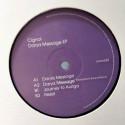 Cignol - Darya Message EP - Orson Records - orson022