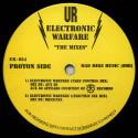 Underground Resistance - Electronic Warfare (The Mixes) - Underground Resistance - UR • 034
