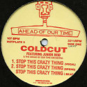 Coldcut - Stop This Crazy Thing - Ahead Of Our Time - HOTPLATE 5