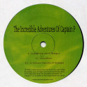 Fred P. - The Incredible Adventures Of Captain P - Soul People Music - SPM-020
