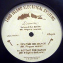Simoncino - Beyond The Dance (Mr. Fingers Remixes) - L.I.E.S. Records - LIES-RMX01