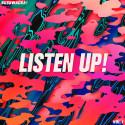 Bushwacka! - Listen Up! Vol. 01 [1995 - 2005] - Above Board Projects - ABPLP003