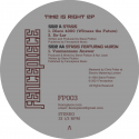 Stasis - Time Is Right EP - Fencepiece - FP003