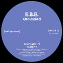 E.B.E. - Grounded [RE-ISSUE] - Dark Grooves - DG14