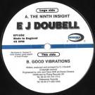 EJ Doubell - The Ninth Insight / Good Vibrations - Enterpress Records - EP 1202