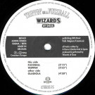 Wizards Of Ooze - Trippin' On A Fuzzball - Backbone Records - BB 9401