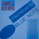 Various - A Sample Of Blue Notes - EMI - BNX 1, Blue Note - BNX 1