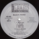 Black Traxx - Black Traxx - Night Club Records - NCL-002