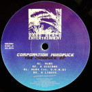 Corporation Mindfuck - The Mindfuck EP - Hard Beach Entertainment - HBE006