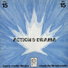 Various - Action & Drama - Parry Music Ltd - PML 15