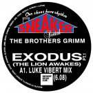 The Brothers Grimm -  Exodus (The Lion Awakes) (Part One) - Sneaker Social Club - SNKR009