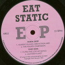 Eat Static - Almost Human EP - Alien Records - AR02