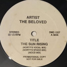 The Beloved - The Sun Rising - Atlantic - DMD 1557