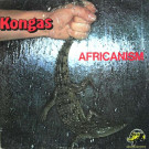Kongas - Africanism - Crocos Records - 733 401