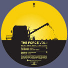 Various - The Force Vol.1 - Night Drive Music - NDMLEP002