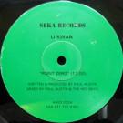 Li Kwan - Point Zero / I Need A Man - Seka Records - HHED 003