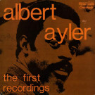 Albert Ayler - The First Recordings - GNP Crescendo - GNP-9022