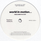 New Order - World In Motion... - Factory - WFACX 293, MCA Records - WFACX 293
