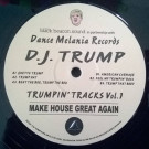 D.J. Trump - Trumpin' Tracks Vol. 1 - Black Beacon Sound - bbs009ep
