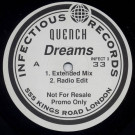 Quench - Dreams - Infectious Records - INFECT 3