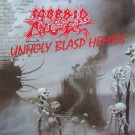 Morbid Angel - Unholy Blasphemies - Headache Records - HR-MA2-017