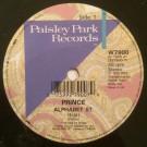 Prince - Alphabet St. - Paisley Park - W 7900, Paisley Park - W7900, Paisley Park - 927900-7