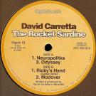 David Carretta - The Rocket Sardine - International Deejay Gigolo Records - Gigolo 18