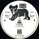EPMD - I'm Housin' - Sleeping Bag Records - SBUK 7T