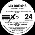 Bio-Dreams - The Return To Paradise - EXperimental - EX-24