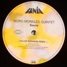 Noro Morales Quintet / Tito Puente - Saona / Wata Wasuri - Fania Records - FANIAT 4