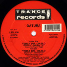 Datura - Yerba Del Diablo - Trance Records - LSD 008